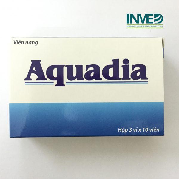 Điều trị bệnh tiểu đường thuộc thể khí âm hư Aquadia