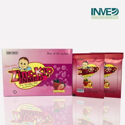 Thuốc Cốm bổ sung kẽm ZinC – Kid Inmed