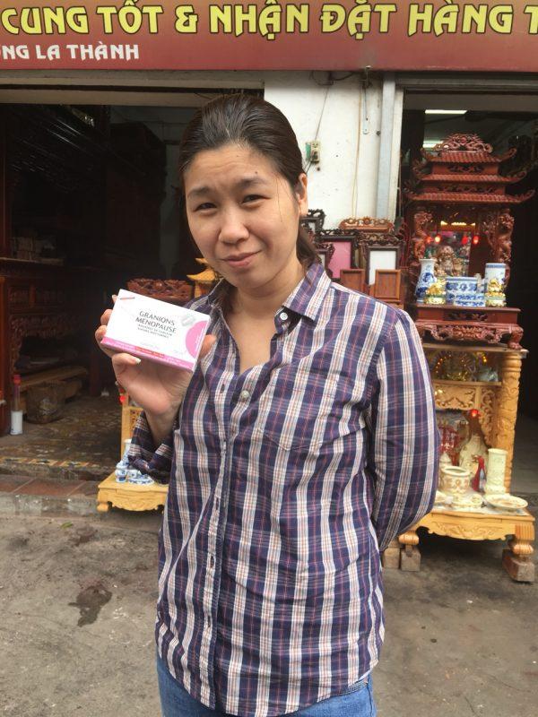 Chị Linh Đê La Thành