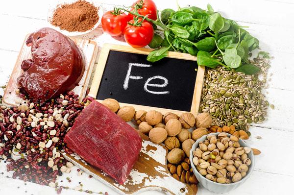 Nguyên tắc chọn thực phẩm bổ sung sắt
