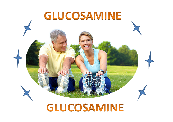 Glucosamine giảm triệu chứng và hỗ trợ điều trị thoái hóa, đau khớp, viêm khớp