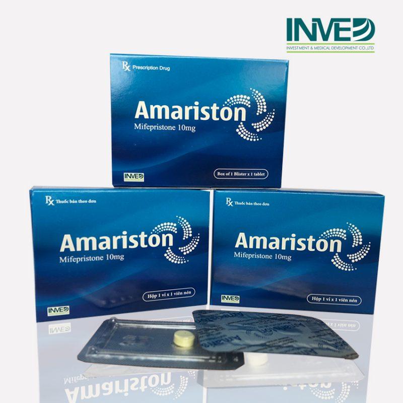 Thuốc tránh thai khẩn cấp Mifepristone 10mg liều dùng 1 viên tác dụng trong 120h