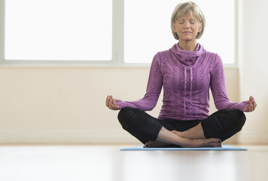 Cách đối phó với triệu chứng TMK: tập luyện thường xuyên