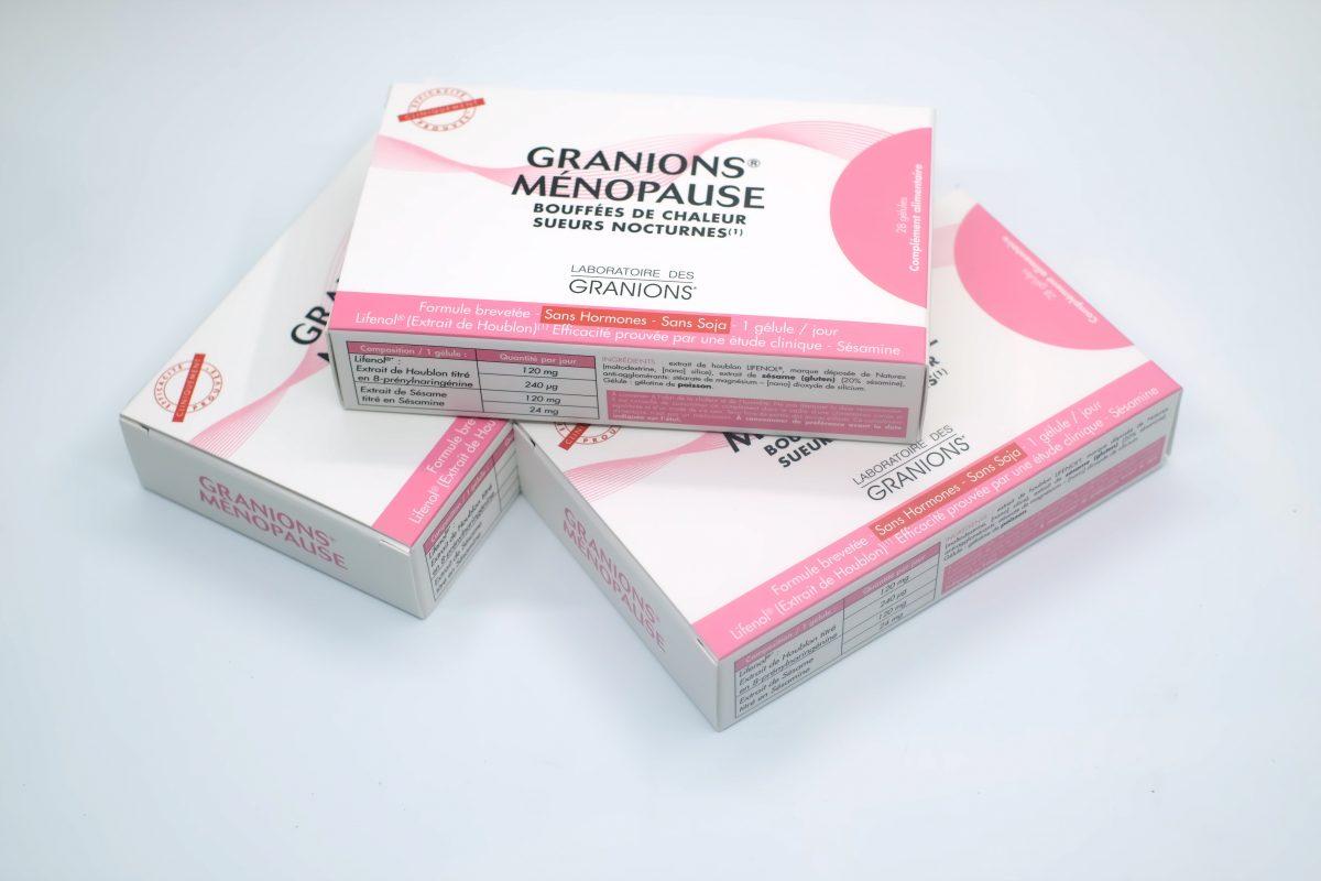 Granions Ménopause